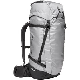 Black Diamond Stone 45 Mochila, nickel